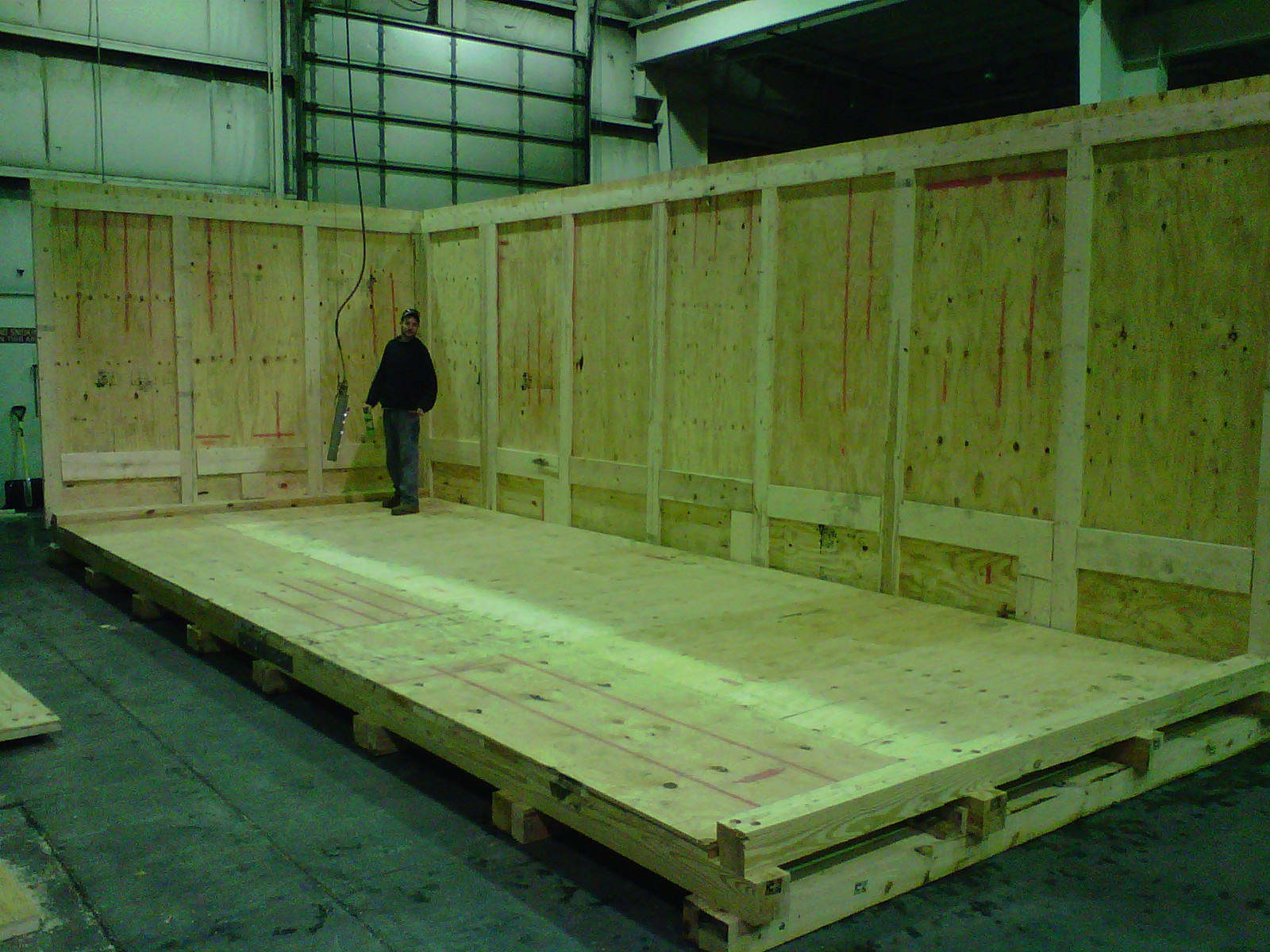 Boxes / Pallets / Lumber